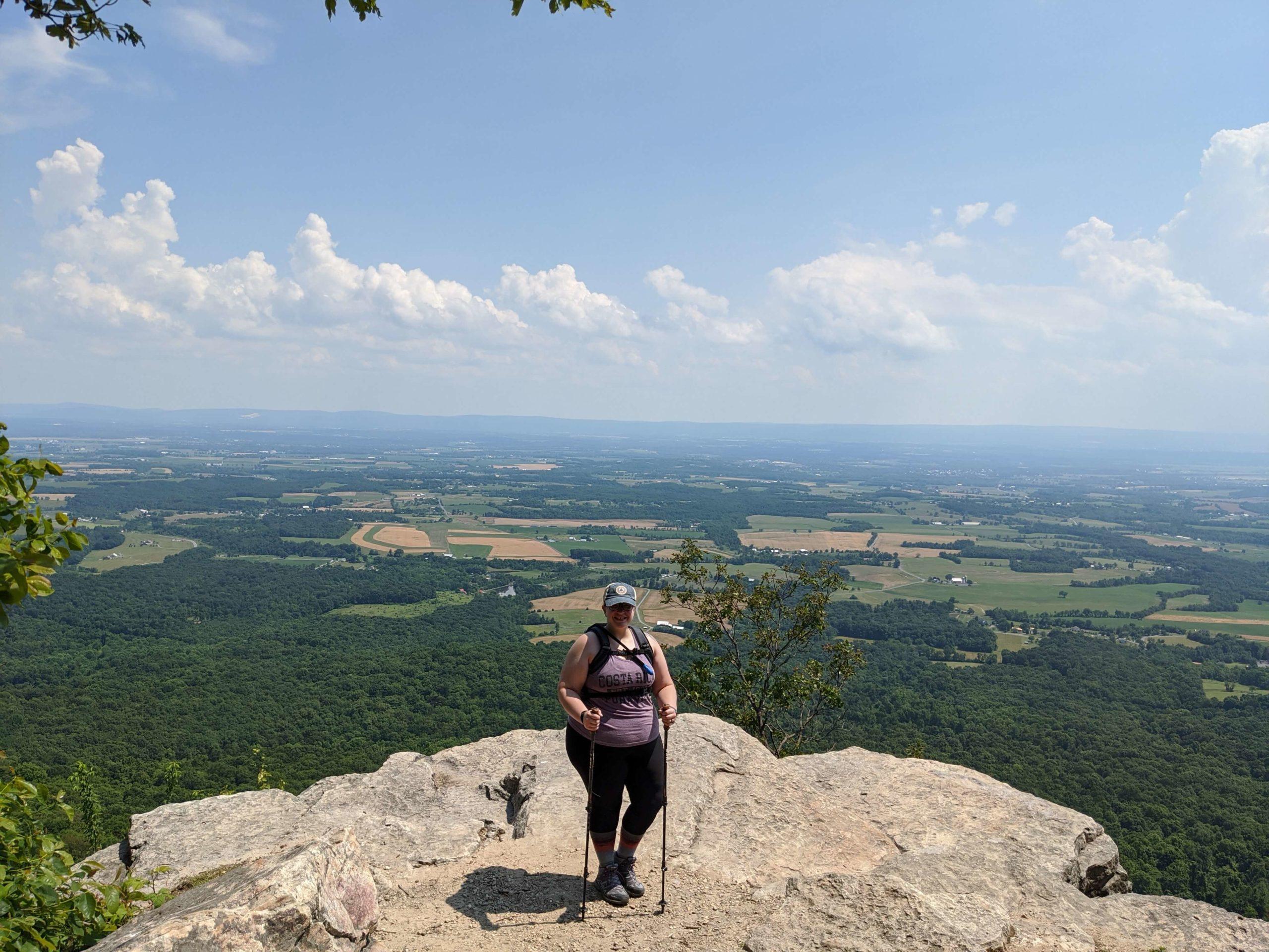 Debra Schultz Marketing About Me Hiking PA